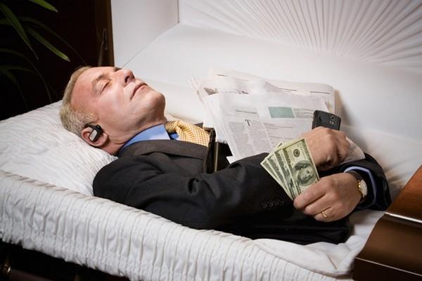 Во сне умерший просит денег