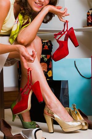Что значит если вам приснилось что вы меряете обувь?