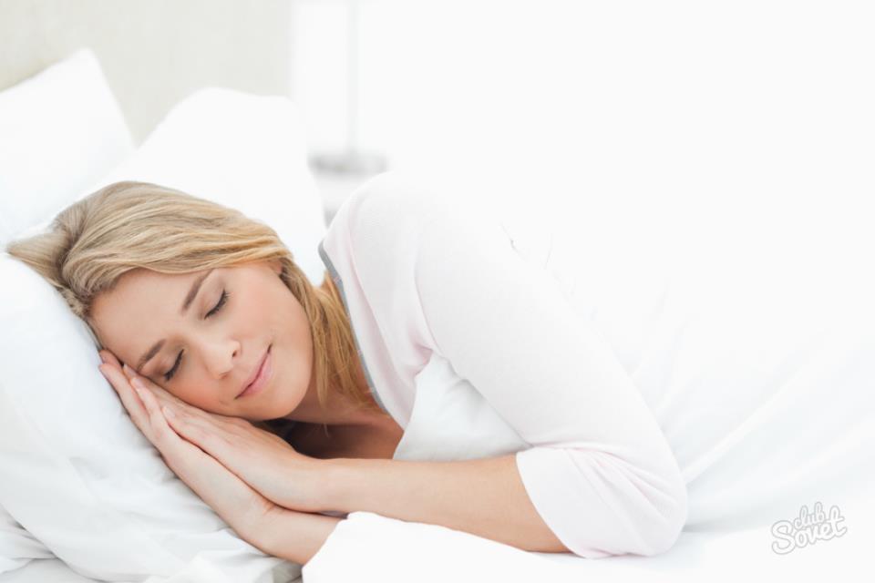 К чему снится спящая жена фото