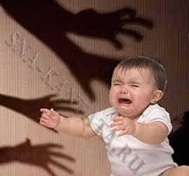 почему ребенку снятся кошмары