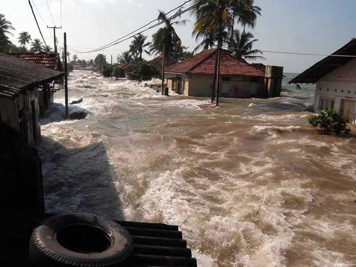 Сонник: к чему снится наводнение, цунами