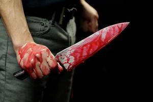 Убить ножом