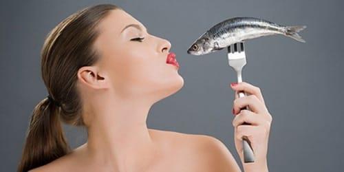 есть рыбу