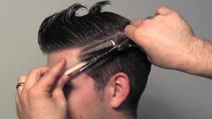 Отрезать волосы любимому