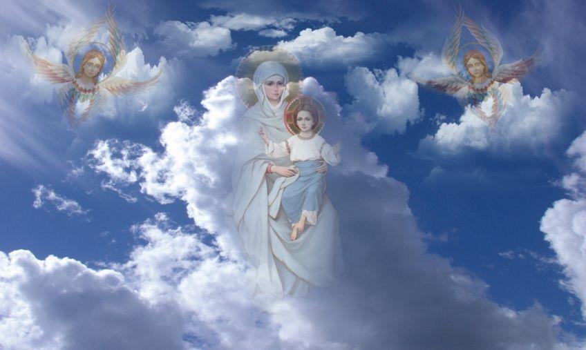 Сны о Богородице