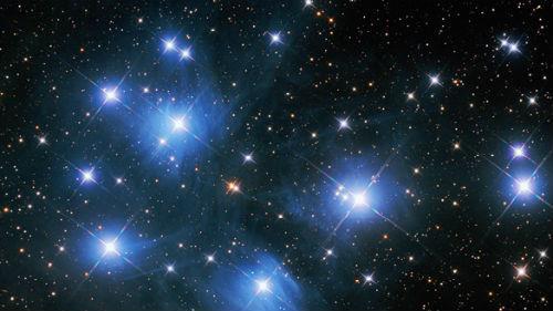 смотреть на звезды