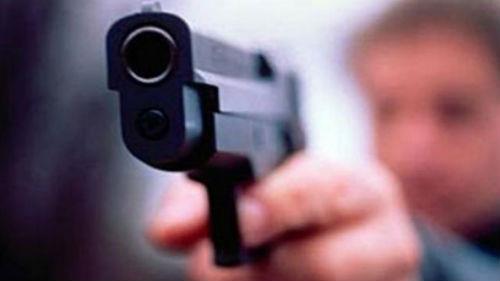 убийство пистолетом