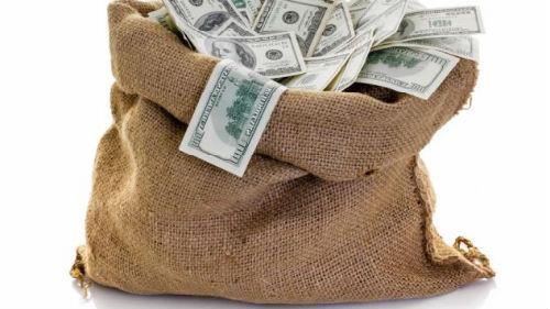 к чему снится мешок денег