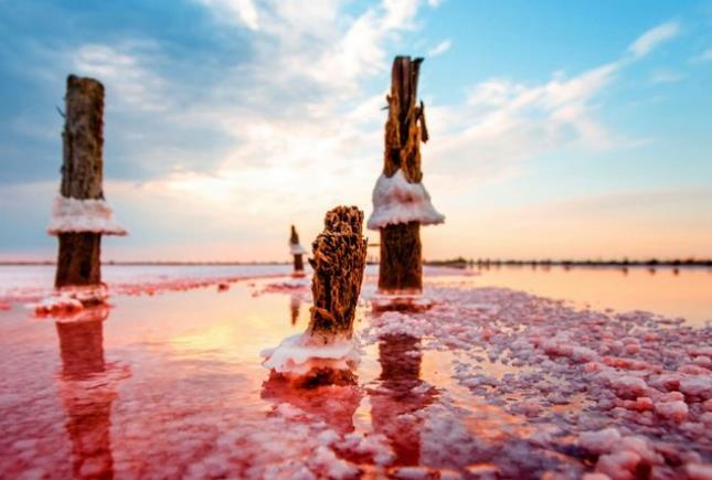 К чему снится соленое озеро фото