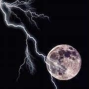 К чему снится молния в небе?