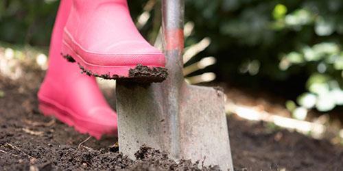 копать огород во сне
