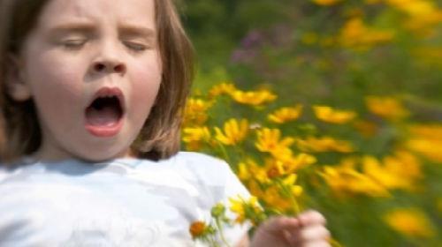 аллергия во сне