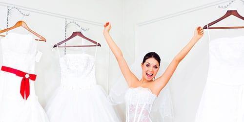 сонник примерять свадебное платье