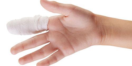 к чему снится разрезать палец
