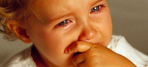 плач младенца во сне
