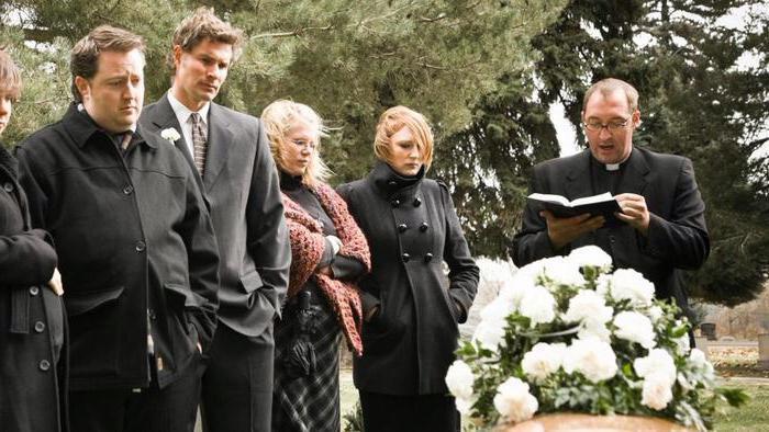 К чему снятся похороны незнакомой женщины