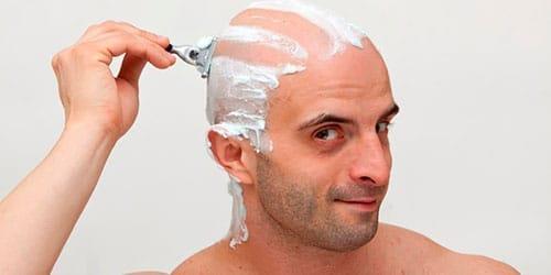 к чему снится брить голову
