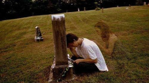могила покойной родственницы