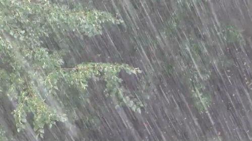 сильный дождь ураган