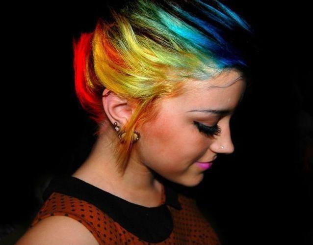 Сонник покраска волос