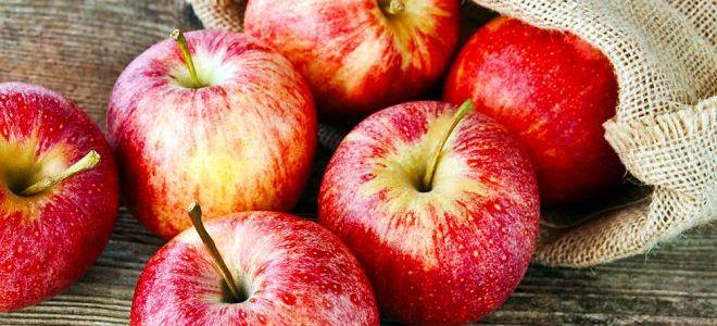 к чему снятся яблоки красные