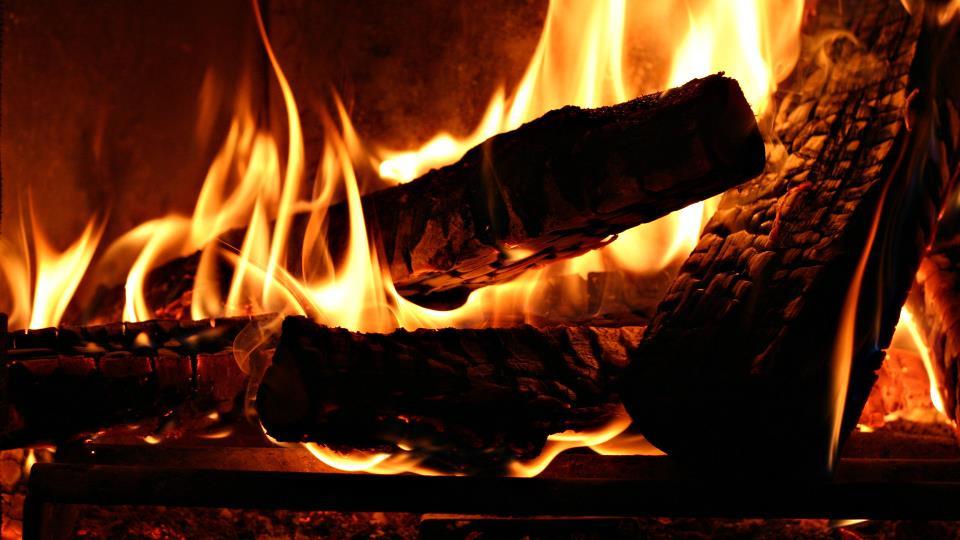 19-к чему снится огонь