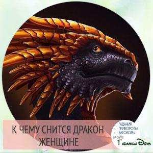 снится золотой дракон
