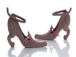 Туфли во сне - дорога