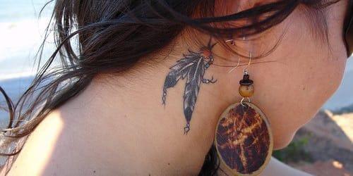 к чему снится татуировка