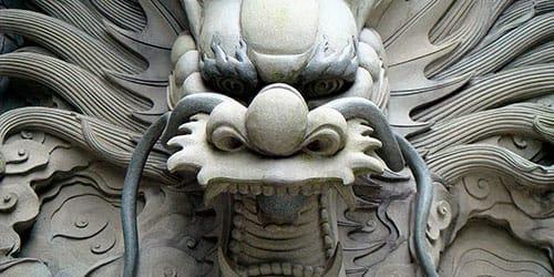 сонник статуя дракона