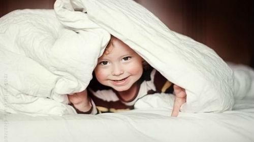 накрыть одеялом