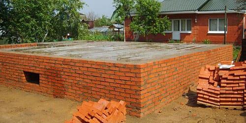 к чему снится строить фундамент