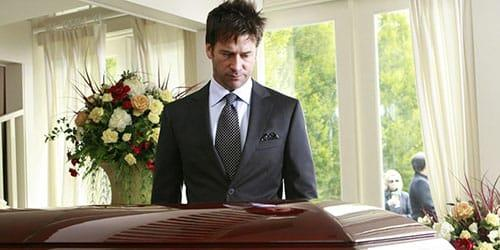 похороны родственника во сне