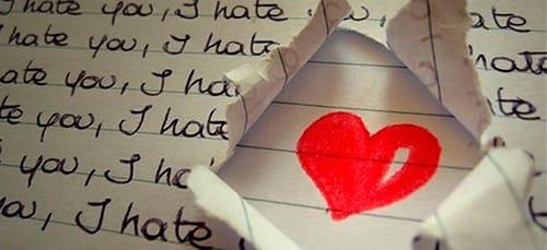 к чему снится любовная записка