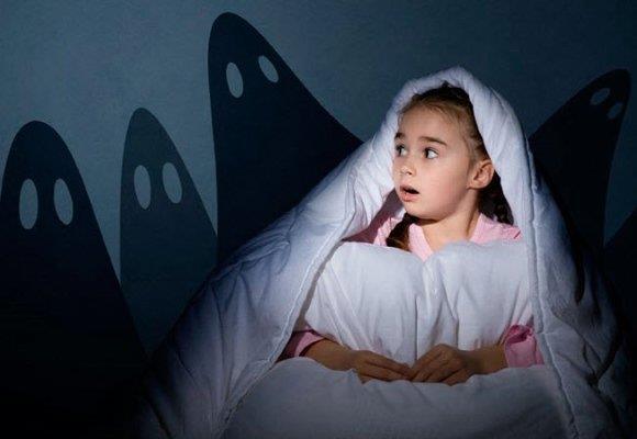 Ночные кошмары появляются в фазу быстрого сна