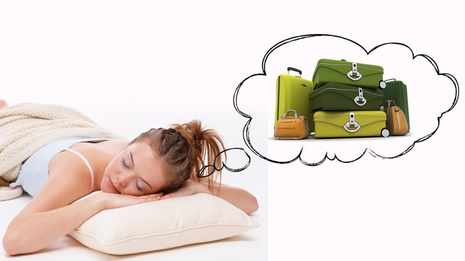 К чему снится чемодан фото 2