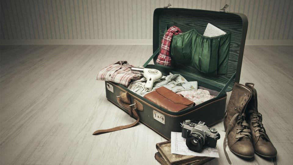 К чему снится чемодан с вещами фото 2