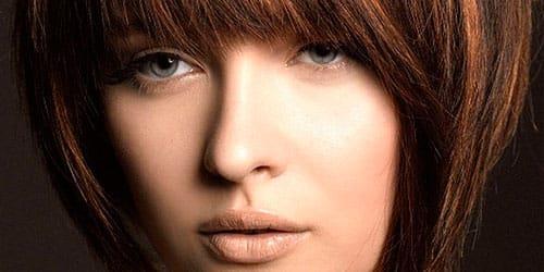 сонник каштановые короткие волосы