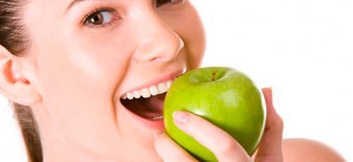 к чему снится зеленое яблоко