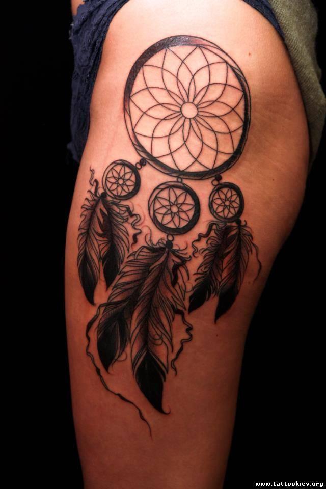 Ловец снов, Кокопелии и другие индейские символы в тату