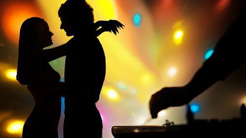 медленный танец