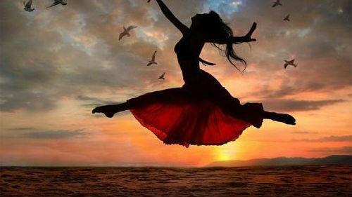 танец во сне