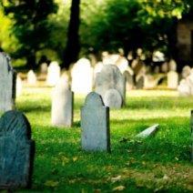 К чему снится ходить по кладбищу ночью?