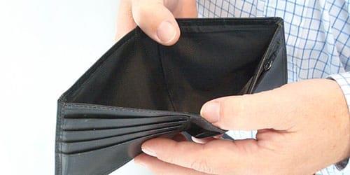 потеря денег во сне