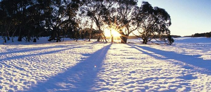 К чему снится сидишь на снегу фото