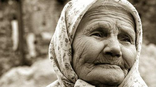 покойная мама