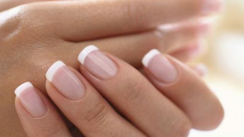 чужие ногти