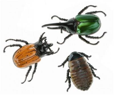 К чему снятся жуки в еде фото