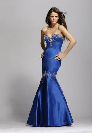 Сонник. Приснилось синее платье