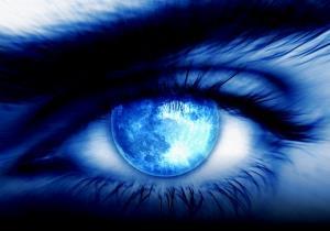Сонник. Приснились синие глаза